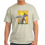 Pop Art Squirrel Light T-Shirt