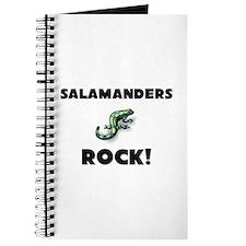 Salamanders Rock! Journal