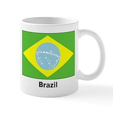 Brazil Brazilian Flag Mug