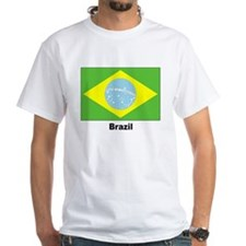 Brazil Brazilian Flag Shirt