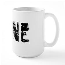 Blaine Faded (Black) Mug