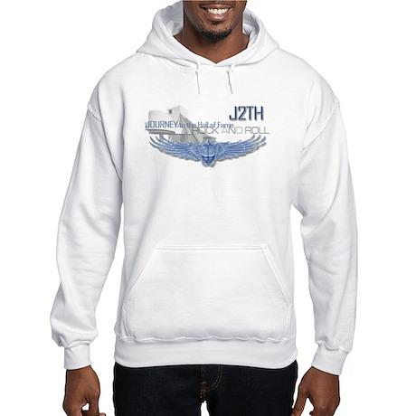 Hooded Sweatshirt-Logo front/URL back