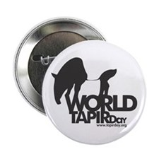 "2.25"" Button: 'World Tapir Day'"