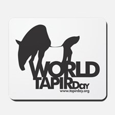 """World Tapir Day"" mousepad"