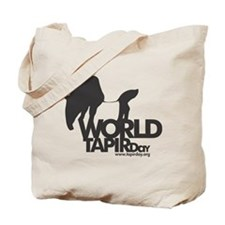Tote Bag: World Tapir Day logo