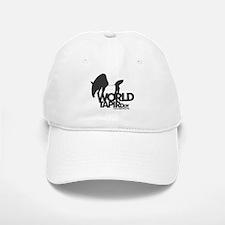 Baseball Baseball Cap: 'World Tapir Day'