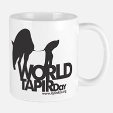 Mug: 'World Tapir Day'