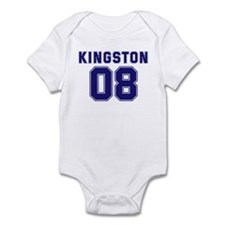 Kingston 08 Infant Bodysuit