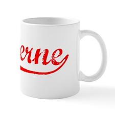 Vintage La Verne (Red) Mug