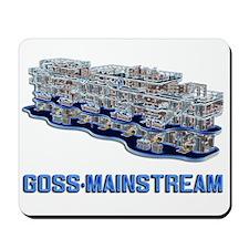Mousepad-GOSS MAINSTREAM