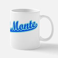 Retro South El Monte (Blue) Mug