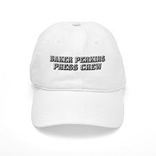 Baseball Cap--BAKER PERKINS PRESS CREW