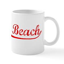 Vintage Laguna Beach (Red) Mug