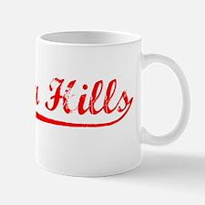 Vintage Laguna Hills (Red) Mug
