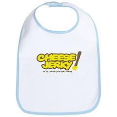 Cheese Jerky Bib