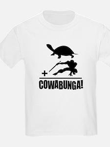 Cowabunga T-Shirt