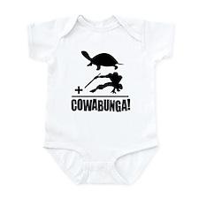 Cowabunga Onesie
