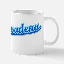 Retro South Pasadena (Blue) Mug