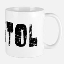 Bristol Faded (Black) Mug