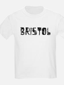 Bristol Faded (Black) T-Shirt