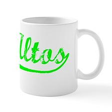 Vintage Los Altos (Green) Mug