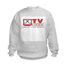 TV Geek Sweatshirt