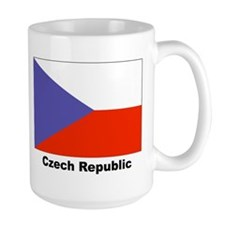 Czech Republic Flag Mug