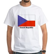 Czech Republic Flag Shirt