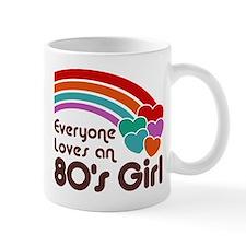 80's Girl Mug