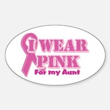 Wear Pink - Aunt Decal