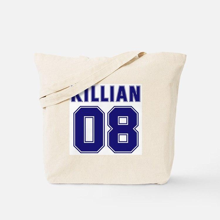Killian 08 Tote Bag