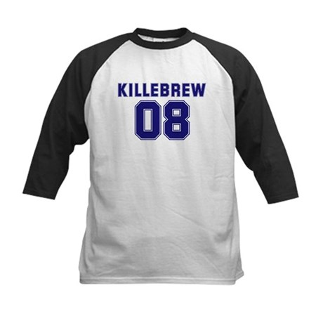 Killebrew 08 Kids Baseball Jersey