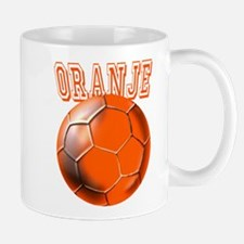 Oranje Netherlands Mug Mugs