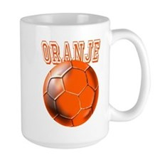 Oranje Netherlands MugMugs