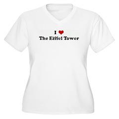 I Love The Eiffel Tower T-Shirt