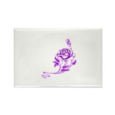 Cute Hand drawn Rectangle Magnet (10 pack)