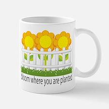 Garden Blooms Small Small Mug