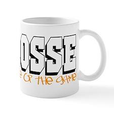 Lacrosse The Name Mug