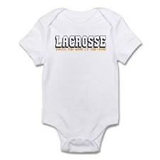 Lacrosse The Name Infant Bodysuit