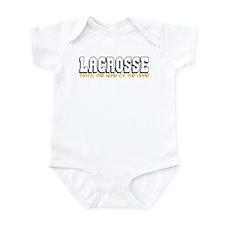 Lacrosse The Name Onesie