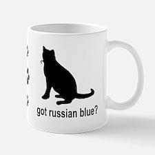 Got Russian Blue? Mug