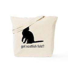 Got Scottish Fold? Tote Bag