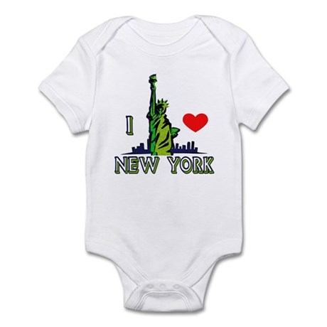 ...I Love New York... Infant Bodysuit