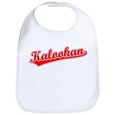 Retro Kalookan (Red) Bib
