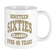 1960's Classic Mug