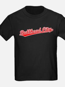 Retro Bullhead City (Red) T