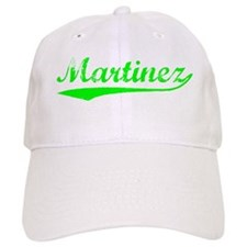 Vintage Martinez (Green) Baseball Cap
