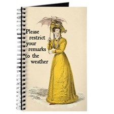 """The Weather"" Journal"