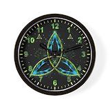 Magic gathering Wall Clocks