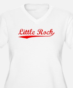Vintage Little Rock (Red) T-Shirt